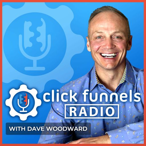 Cover art for podcast ClickFunnels Radio