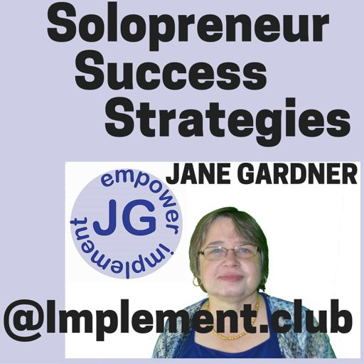 Cover art for podcast Solopreneur Success Strategies