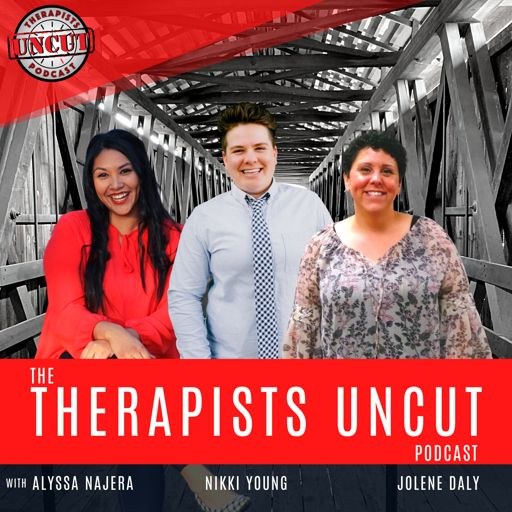 Cover art for podcast Therapists Uncut Podcast