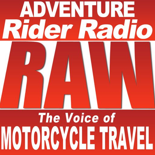 Cover art for podcast Adventure Rider Radio RAW Motorcycle Roundtable Talks