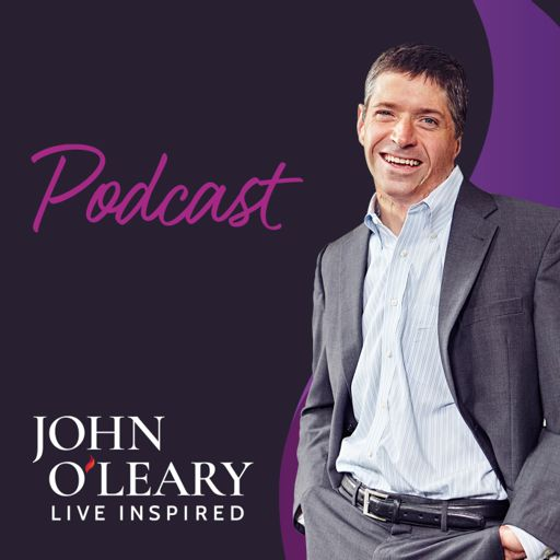 Cover art for podcast Live Inspired Podcast with John O'Leary