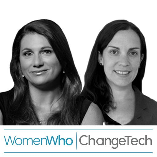Cover art for podcast Women Who Change Tech