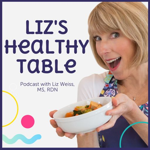 Cover art for podcast Liz's Healthy Table