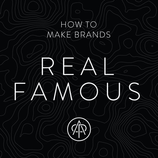 Cover art for podcast Real Famous