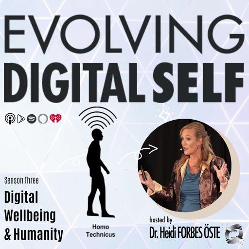 Cover art for podcast Evolving Digital Self