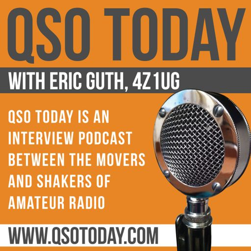 Cover art for podcast QSO Today Podcast - Interviews with the leaders in amateur radio