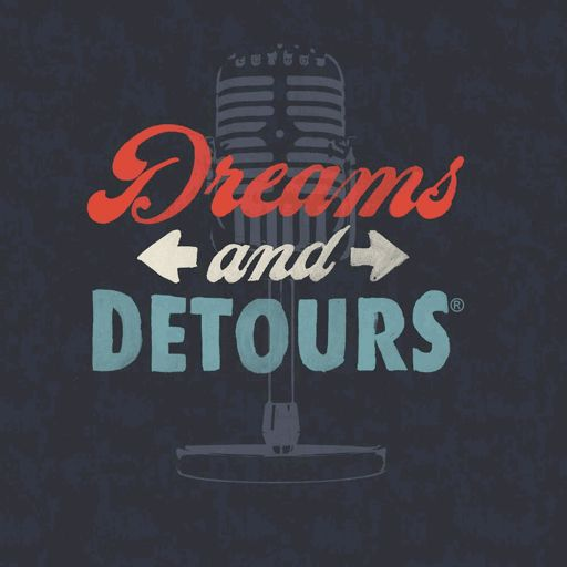 Cover art for podcast Dreams and Detours