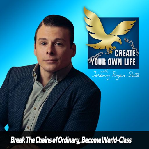 Cover art for podcast The Create Your Own Life Show