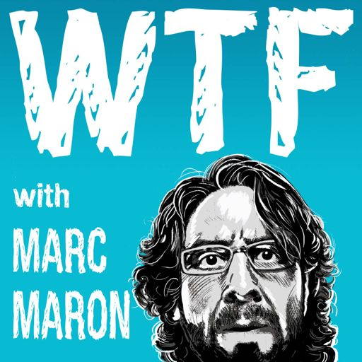 Cover art for podcast WTF with Marc Maron Podcast