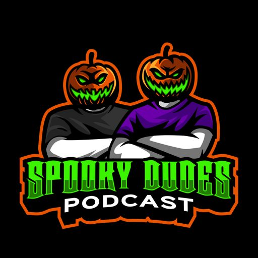 Cover art for podcast Spooky Dudes Podcast