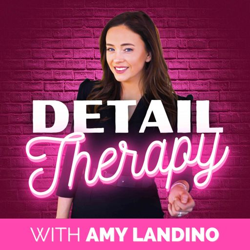 Cover art for podcast Detail Therapy with Amy Landino