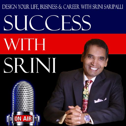 Cover art for podcast Success With Srini