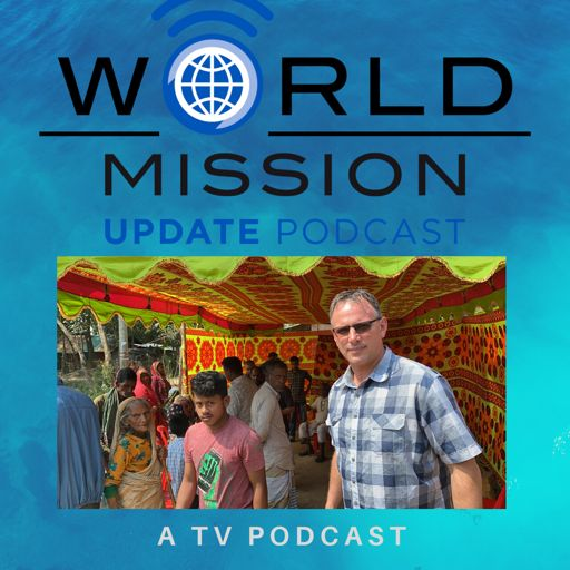 Cover art for podcast The World Mission Update