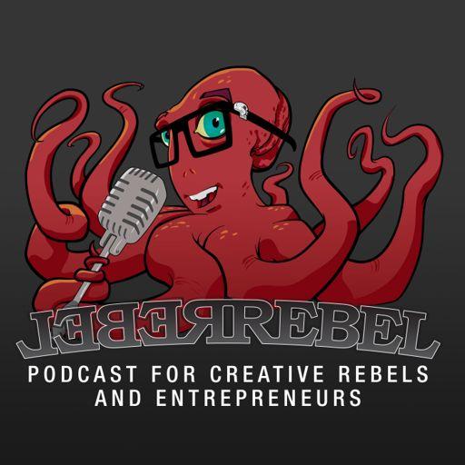 Cover art for podcast REBELREBEL the Podcast