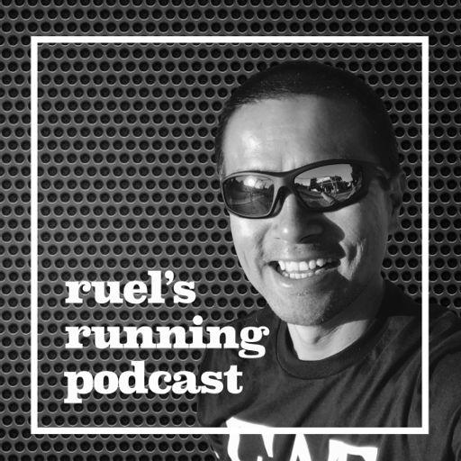 Cover art for podcast Ruel's Running Podcast