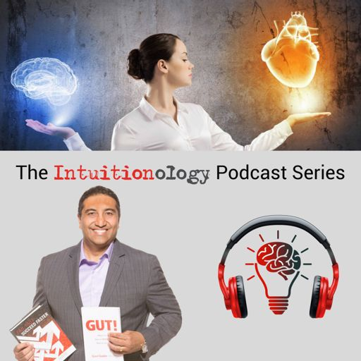 Cover art for podcast The Intuitionology Podcast Series