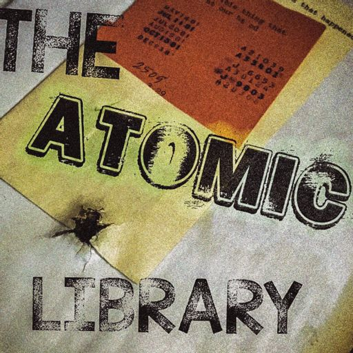 Cover art for podcast The Atomic Library