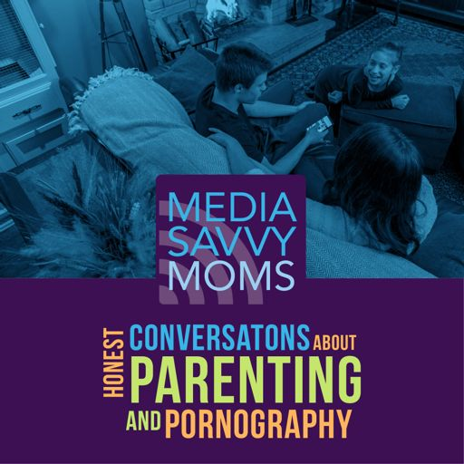 Cover art for podcast Media Savvy Moms