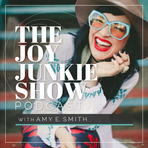 Cover art for podcast The Joy Junkie Show
