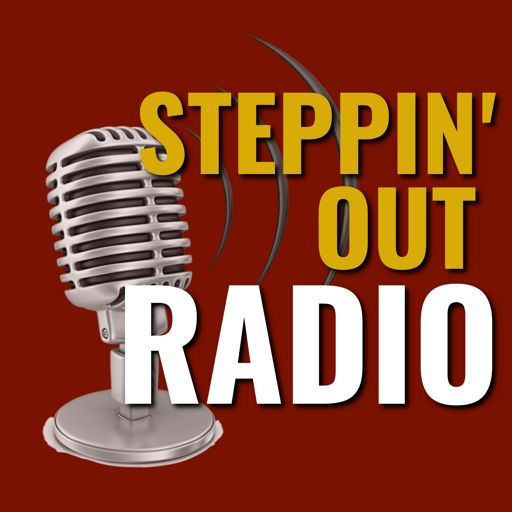 Cover art for podcast Steppin' Out Radio