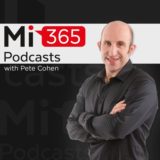 Cover art for podcast Mi365 with Pete Cohen