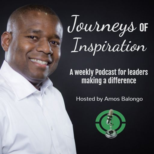 Cover art for podcast Journeys of Inspiration