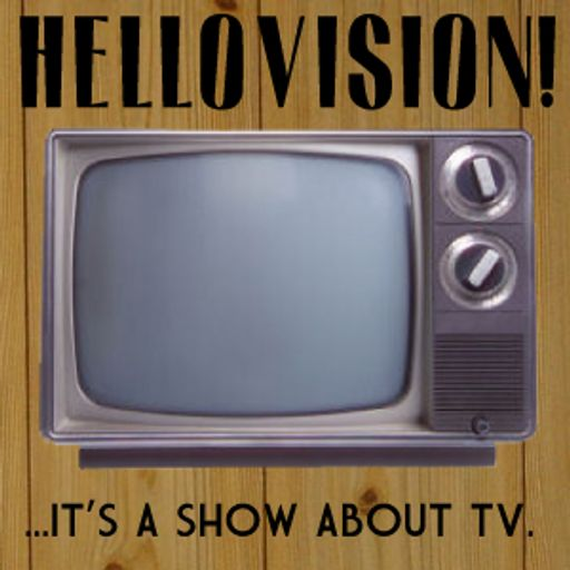 Cover art for podcast Hellovision!