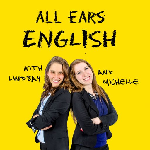 Cover art for podcast All Ears English Podcast