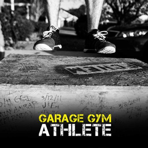 Cover art for podcast Garage Gym Athlete