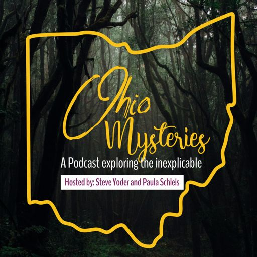 Cover art for podcast Ohio Mysteries