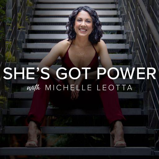 Cover art for podcast She's Got Power