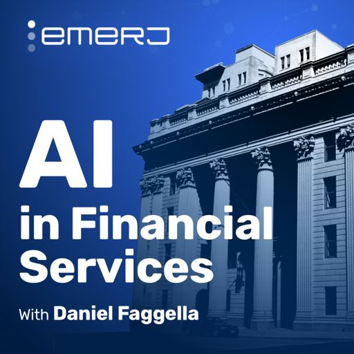 Cover art for podcast AI in Financial Services Podcast