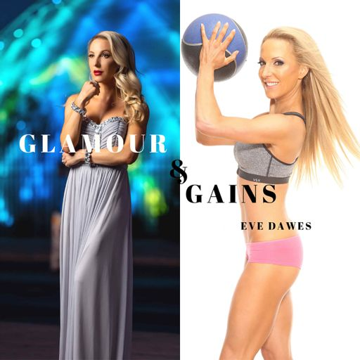Cover art for podcast Glamour & Gains