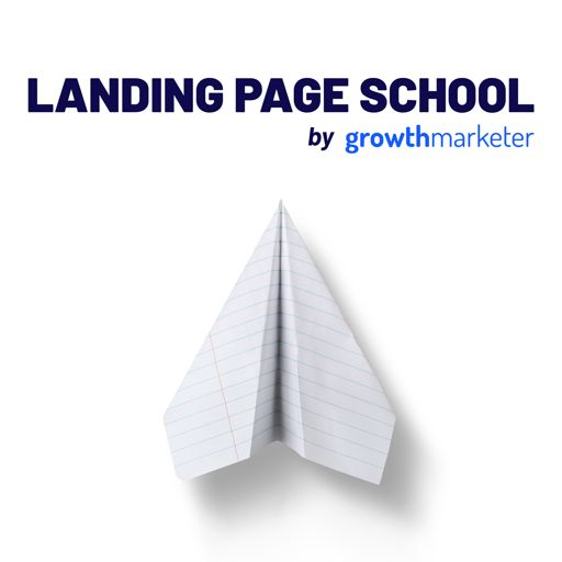 Cover art for podcast Landing Page School Podcast