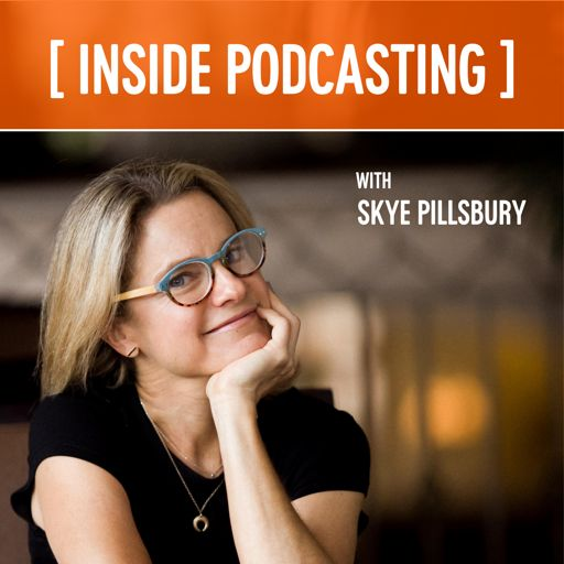 Cover art for podcast Inside Podcasting