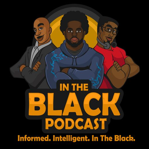 Cover art for podcast In The Black Podcast
