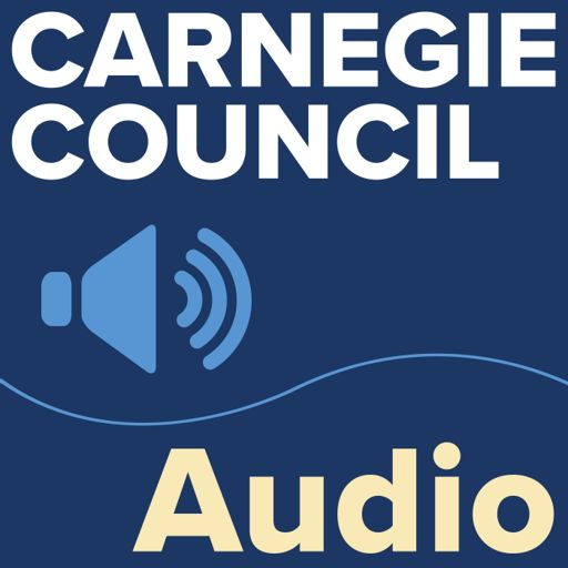 Cover art for podcast Carnegie Council Audio Podcast