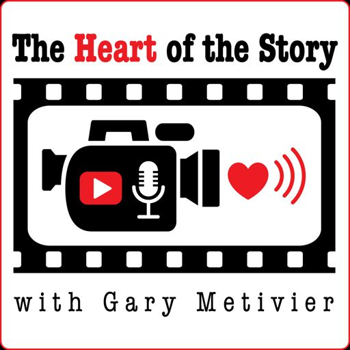 Cover art for podcast The Heart of the Story with Gary Metivier