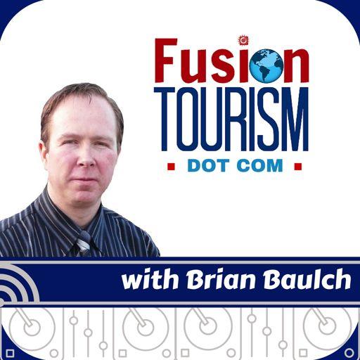 Cover art for podcast Fusiontourism Podcast
