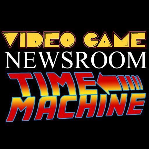 Cover art for podcast Video Game Newsroom Time Machine
