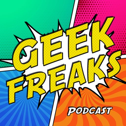 Cover art for podcast Geek Freaks