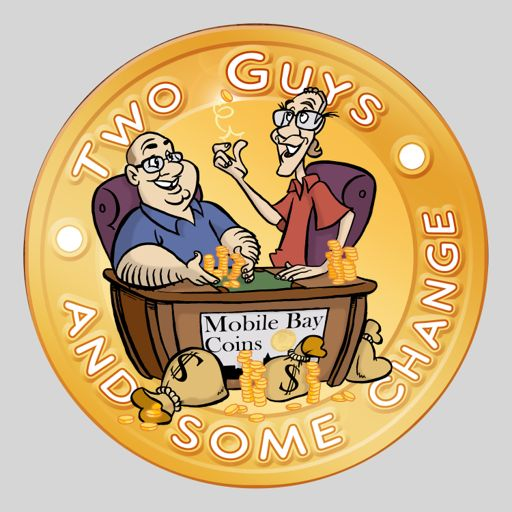 Cover art for podcast Two Guys and Some Change