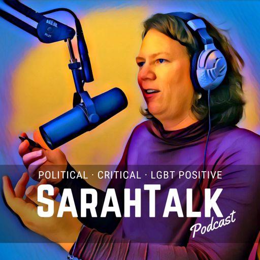 Cover art for podcast SarahTalk Podcast
