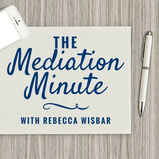 Cover art for podcast The Mediation Minute