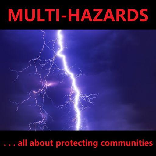 Cover art for podcast Multi-Hazards