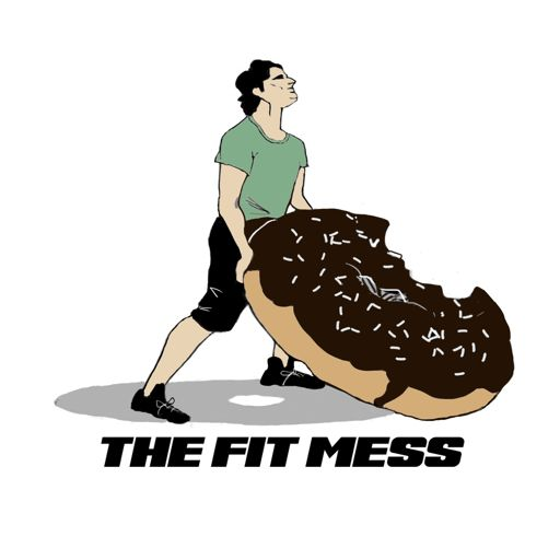 Cover art for podcast The Fit Mess Podcast