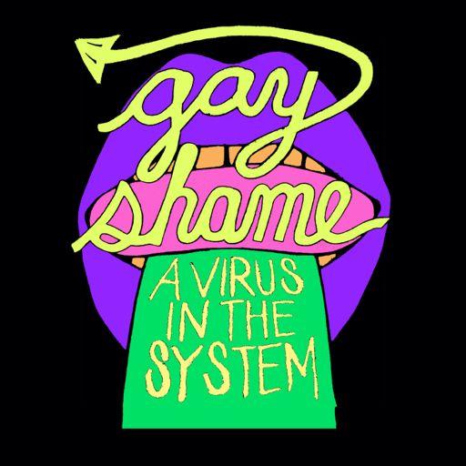 Cover art for podcast Gay Shame