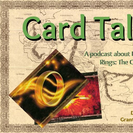 Cover art for podcast Card Talk