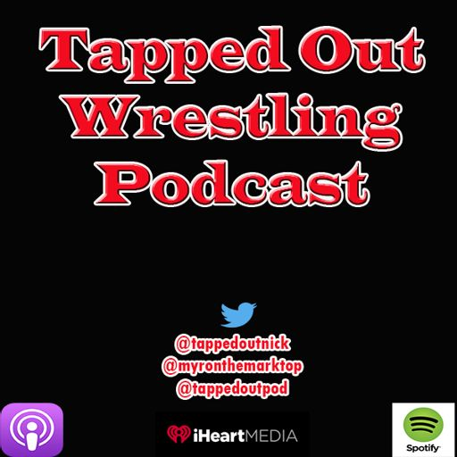 Cover art for podcast Tapped Out Wrestling Podcast