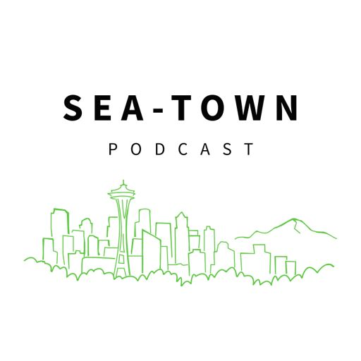Cover art for podcast THE SEA-TOWN PODCAST: Interviewing Seattle's Business Leaders and Entrepreneurs